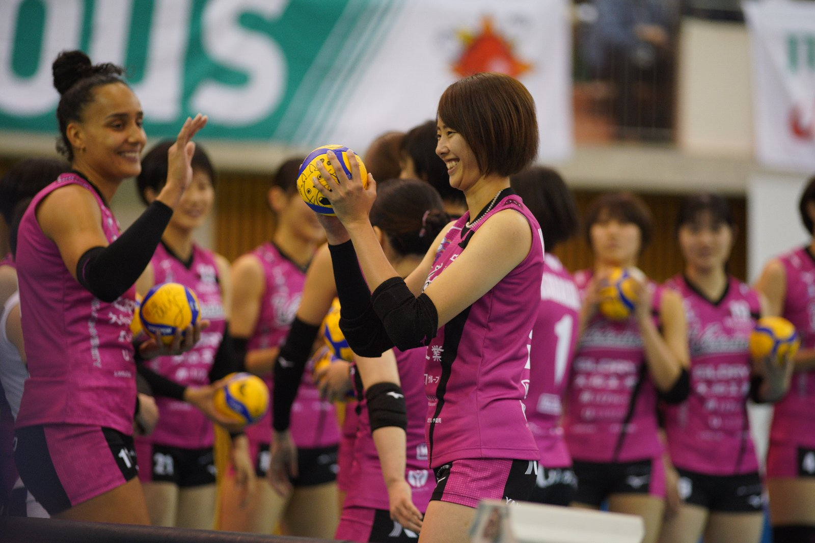 ヴィクトリーナ姫路 加古川大会